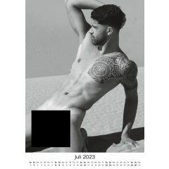 Férfi naptár - 2020