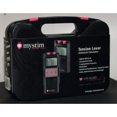 mystim Tension Lover - digitális elektro szett