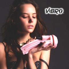Fleshlight Pink Lady - Vibro vagina
