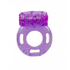 Egyszeri vibrációs gyűrű (lila)