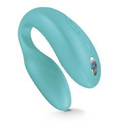 We-Vibe Sync - hajlítható G-pont és csikló vibrátor (türkiz)