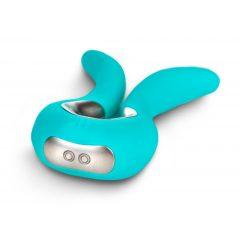 G-vibe Mini - USB-s szilikonvibrátor (menta)
