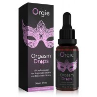 Orgie Orgasm Drops - intim szérum nőknek (30ml)