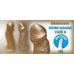 Mr. Biggy - pénisz szobor öntő szett