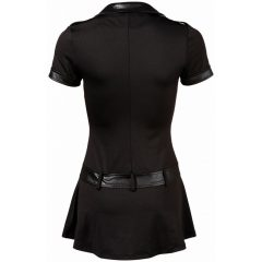 Cottelli - Rendőrnő miniruha (fekete)