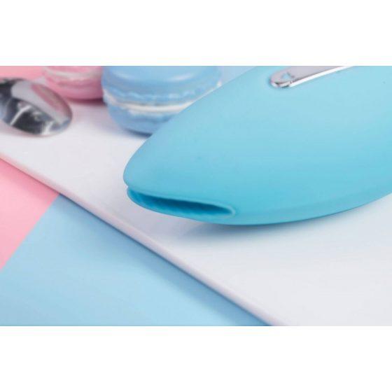 Svakom Candy - akkus csiklóvibrátor (halvány kék)