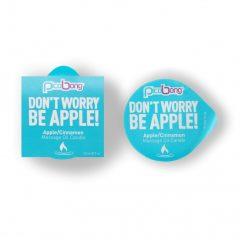 Picobong masszázsgyertya - alma-fahéj (15ml)