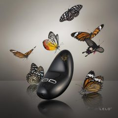 LELO Nea 2 - vízálló csikló vibrátor (fekete)