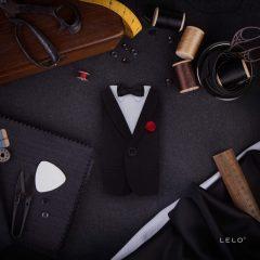 LELO Tux - intim öltöny (fekete)