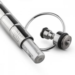 SINNER199 Dilator - acél húgycső vibrátor (10mm)
