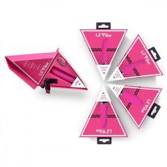 Lil Vibe Bullet - akkus, vízálló rúdvibrátor (pink)