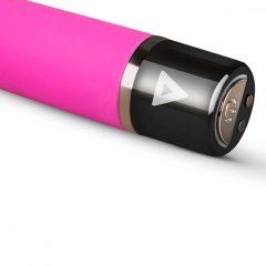 Lil Vibe Swirl - akkus, vízálló rúdvibrátor (pink)
