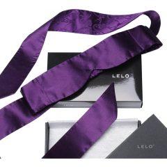 LELO Intima - selyem szemtakaró (lila)
