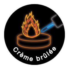 Voulez-Vous - masszázsgyertya - creme brulee (180ml)