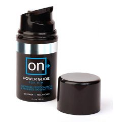 Sensuva Power Glide - intenzív stimulációs intim krém férfiaknak (50ml)