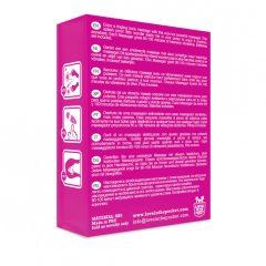 Love Wand - mini masszírozó vibrátor (pink)
