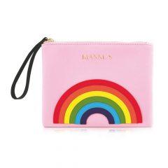 Rianne Essentials Classique Pride - szilikon rúzsvibrátor (fekete)