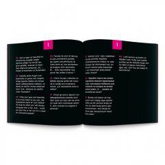 Sex Roulette Love & Married - szex társasjáték (10 nyelven)