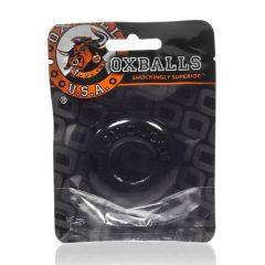 OXBALLS Donut 2 - extra erős péniszgyűrű (fekete)
