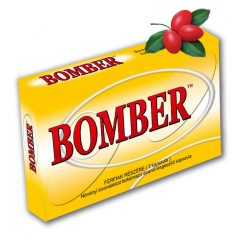 Bomber - étrendkiegészítő kapszula férfiaknak (2db)